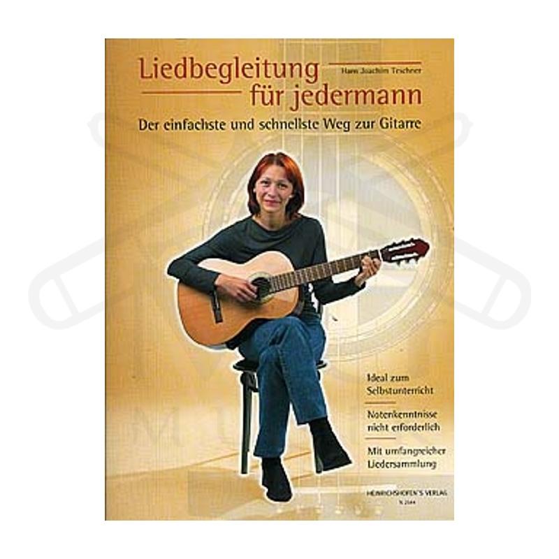 Teschner Liedbegleitung Für Jedermann Gitarre N2544, 15,90