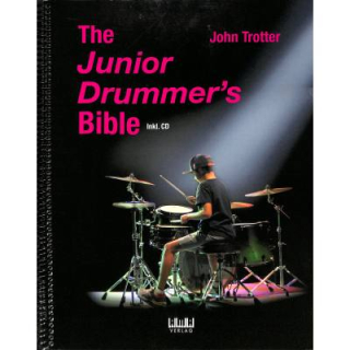 Trotter The junior drummers bible + CD AMA610506