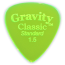 Gravity Plektrum Classic Standard 1,5mm