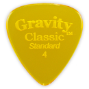 Gravity Plektrum Classic Standard 4,0mm