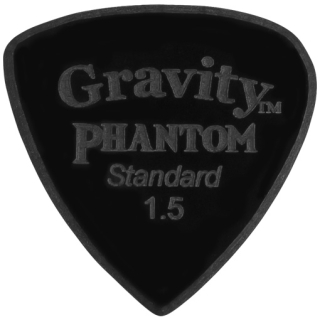 Gravity Plektrum Phantom Tripp Standard 1,5mm