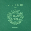 Jargar Classic Green Dolce Cello 4/4 Set