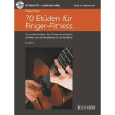 Payr 70 Etueden fuer Finger Fitness CD