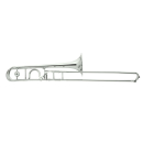 John Packer JP332O Rath Open Wrap Bb/F Tenor Trombone silver