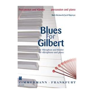 Glentworth Blues for Gilbert Vibraphon Klavier ZM34830