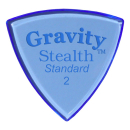 Gravity Plektrum Stealth Standard 2,0mm
