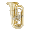 Cerveny CVBB603-4 Bb Tuba, Piggy, Messing, lackiert, 4...