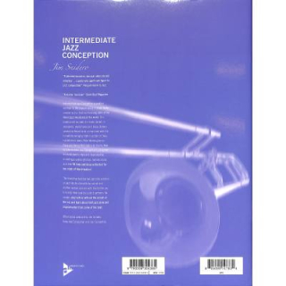 Snidero Intermediate Jazz Conception Posaune CD ADV14783