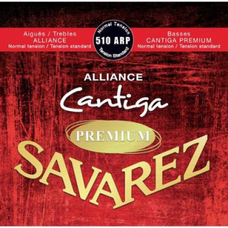 Savarez 510ARP Alliance Cantiga Premium Saiten Set