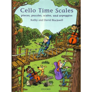 Blackwell Cello time scales