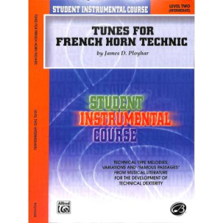 Ployhar Tunes for french horn technic 2 BIC00253A