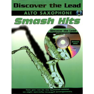 Smash hits Alto Saxophone CD IM9728A