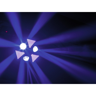 EUROLITE LED Flash Flower