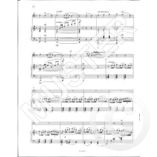 Valls Suite Andaluza Kontrabass Klavier DO03943
