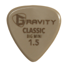 Gravity Plektrum Classic Gold Big Mini 1,5mm