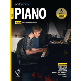 Rockschool Piano Debut (2019) RSK200089