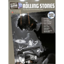 The Rolling Stones Ultimate Guitar play along 2 CDs ALF33598