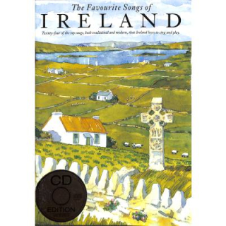 The Favourite Songs of Ireland Songbook CD MSAM948453