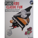 Heumann Piano Kids Classic Fun CD Klavier ED8946