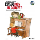 Heumann Piano Kids in Concert CD Klavier ED8440