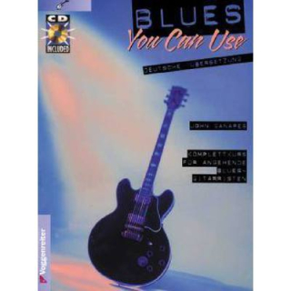 Blues You Can Us by John Ganapes Gitarre CD VOGG0283-8