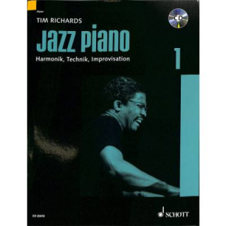 Richards Jazz Piano 1 CD ED20076