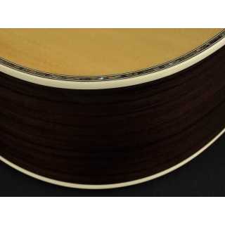 Richwood D-70-CEVA Dreadnought Westerngitarre Master Serie