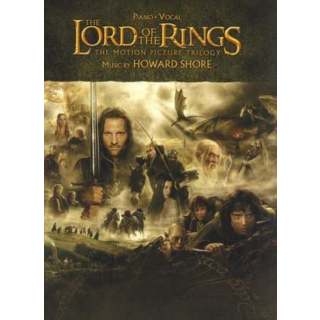 Lord of the Rings TRILOGY Gesang Klavier ALF32034