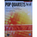 Pop Quartets for all by Michael Story Saxophon ALF30712