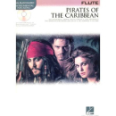 Badelt Pirates of the Caribbean Flöte CD HL842183