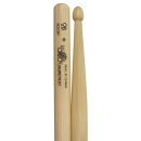 Los Cabos White Hickory 2B Drumsticks 1 Paar
