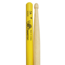 Los Cabos White Hickory 5A Yellow Jacket mit Gummi 1 Paar