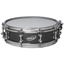 Ahead AS414T Snare Drum 14 x 4 Black on Brass
