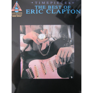 Clapton The best of Eric Clapton Gitarre Tab HL694873
