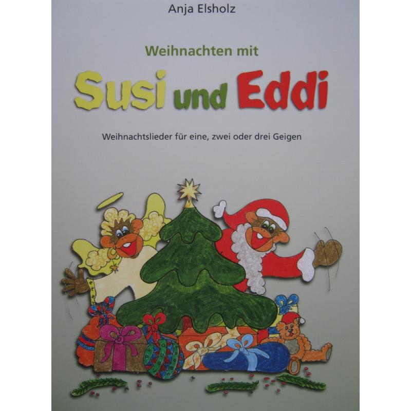 Esholz Weihnachten mit Susi + Eddi 1-3 Violine - günstig kaufen im ...