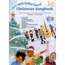 Alfreds Kids Guitar Course Christmas Songbook CD ALF42696