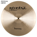 Istanbul Mehmet CM14 Traditional Crash Medium 14