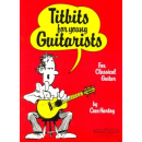 TITBITS FOR YOUNG GUITARISTS ALSBACH10222