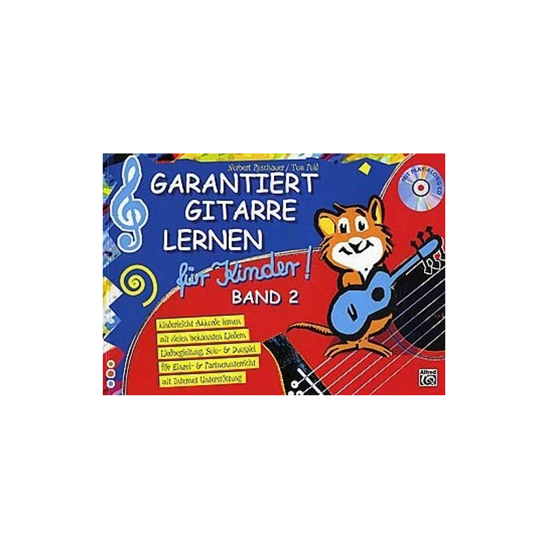 garantiert gitarre lernen fuer kinder 2 cd g nstig kaufen im online shop f r. Black Bedroom Furniture Sets. Home Design Ideas