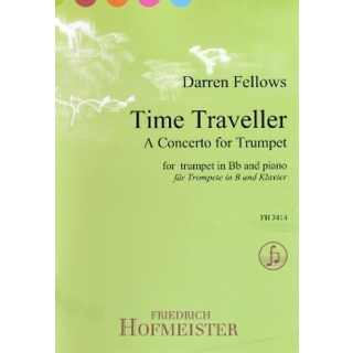 Fellows Time Traveller Concerto for trumpet piano FH3414