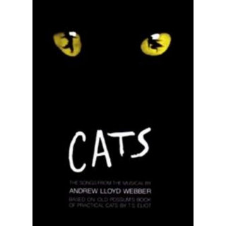 CATS - VOCAL SELECTIONS SONGBOOK FM650