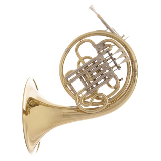 John Packer JP163 Compensating French Horn Lacquer