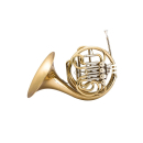 John Packer JP261 RATH Double French Horn Bb/F Lacquer