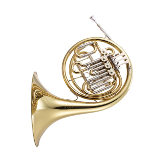 John Packer JP263 RATH Compensating French Horn Bb/F Lacquer