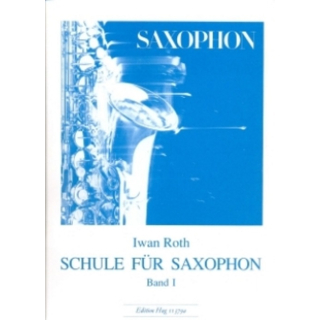 Roth Schule Saxophon Band 1 GH11379a