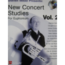 Mead New Concert Studies 2 Euphonium CD DHP1033405