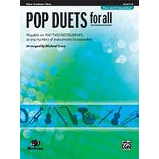 Pop Duets for all by Michael Story Trompete od Bariton T.C.