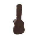 DIMAVERY Form-Case Klassik-Gitarre Brown