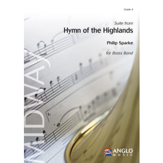 Sparke Suite from Hymn of the Highlands AMP 047-030