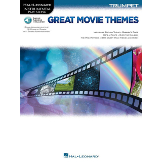 Great Movie Themes: Instrumental P-A Trumpet HL00139147